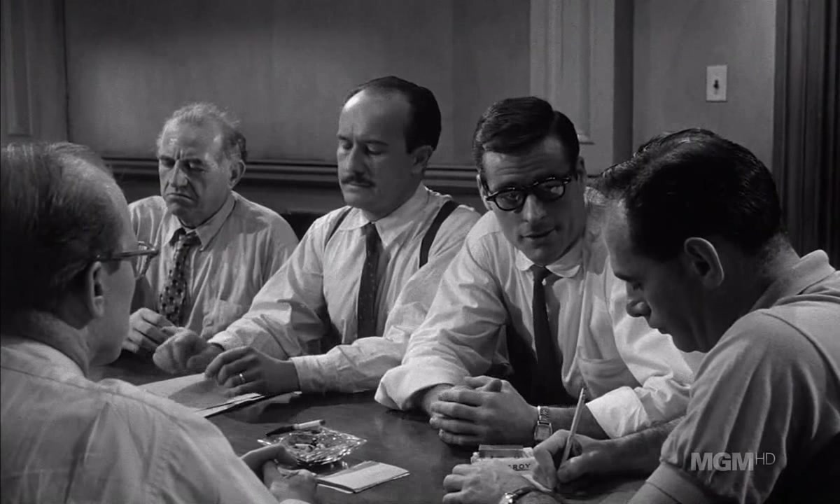 perception errors as seen in twelve angry men 12 angry men 12 angry men the 12 angry men movie was a perfect example of the bruce tuckman scheme once the jurors go in for deliberation they immediately start two get into the stages of the scheme.